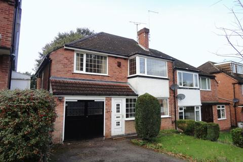 3 bedroom semi-detached house to rent - Wychall Park Grove, Kings Norton