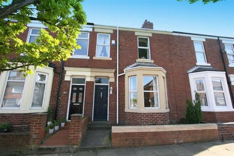 3 bedroom terraced house for sale - Queen Alexandra Road West, North Shields, NE29