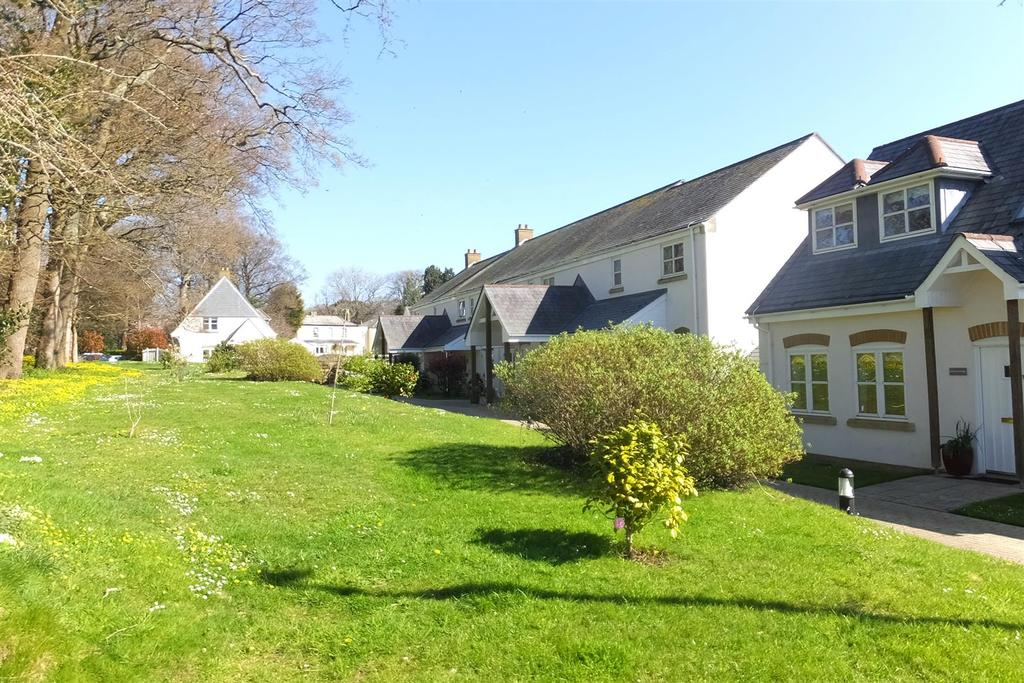Rear of Greeb House & Gardens.JPG