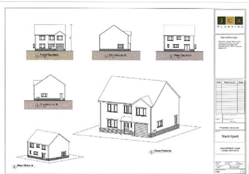Land Commercial for sale in Main Road, Cilfrew, Neath, Neath Port Talbot.