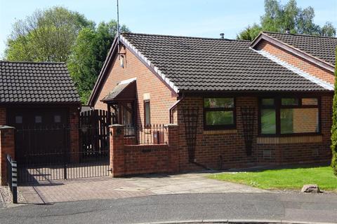 2 bedroom semi-detached bungalow for sale - Columbine Close, Oakwood, Derby