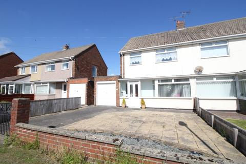 3 bedroom semi-detached house for sale - Allendale Crescent, Shiremoor, Newcastle Upon Tyne