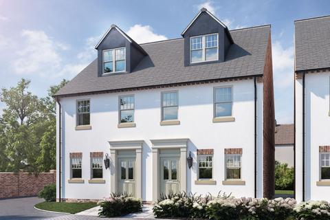 3 bedroom semi-detached house for sale - Plot 7 Woldgate Pastures, Kilham, York, YO25