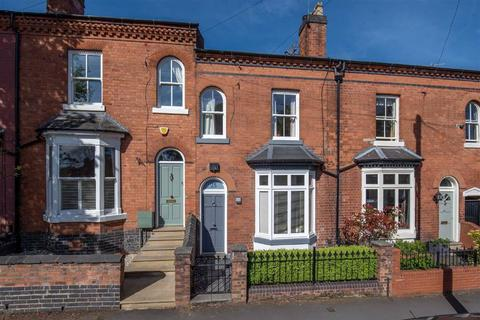 4 bedroom terraced house for sale - Albany Road, Harborne