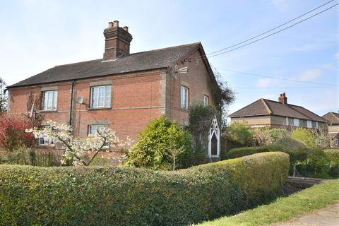 3 bedroom semi-detached house for sale - Winfarthing, Norfolk - BY AUCTION