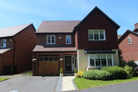 4 bedroom detached house for sale - St Phillips Grove, Bentley Heath