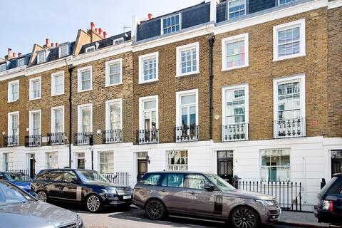 4 bedroom terraced house to rent - Trevor Place, Knightsbridge SW7