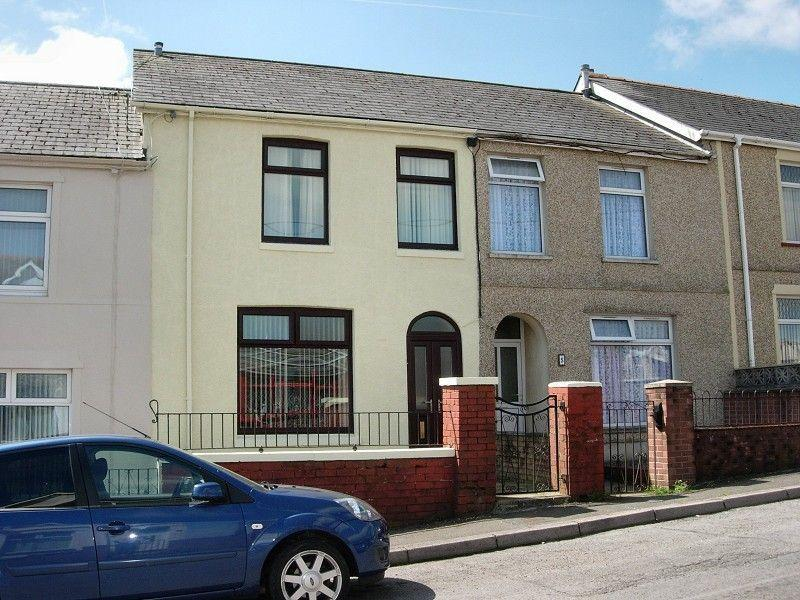 Bournville terrace tredegar blaenau gwent 3 bed for The terrace land and house