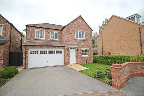 5 bedroom detached house for sale - Scholars Drive, Hull