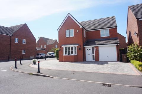 4 bedroom detached house for sale - Royal Meadow Way, Streetly, Sutton Coldfield