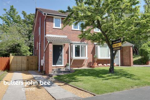 2 bedroom semi-detached house for sale - Bridle Road, Crewe