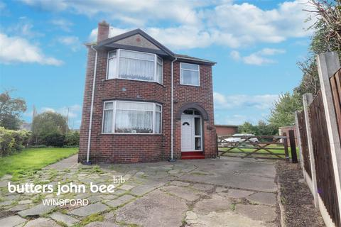 3 bedroom detached house for sale - Hill Top Ave, Winsford