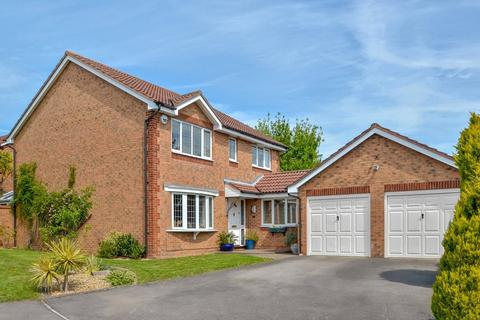 4 bedroom detached house for sale - Blake Close, Nursling, Southampton, Hampshire, SO16