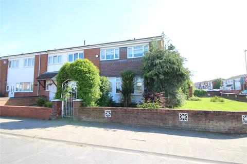 3 bedroom end of terrace house for sale - Western Avenue, Huyton, Liverpool, Merseyside, L36