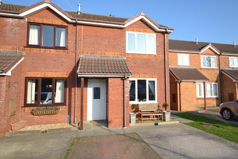 2 bedroom end of terrace house for sale - Lon Eirin, Towyn, Conwy, LL22 9LQ