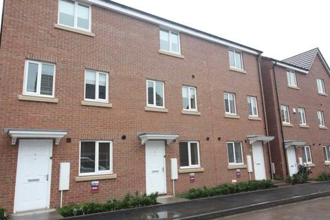 4 bedroom terraced house to rent - Signals Drive, Stoke, Coventry, West Midlands, CV3