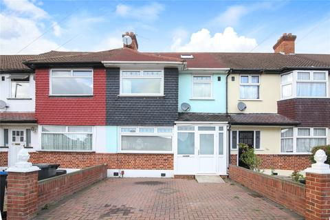 4 bedroom terraced house for sale - Sherwood Park Road, Mitcham, Surrey, CR4