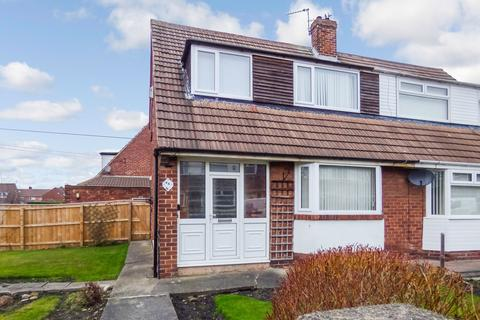 3 bedroom semi-detached house for sale - Chiltern Drive, West Moor, Newcastle upon Tyne, Tyne and Wear, NE12 7NU