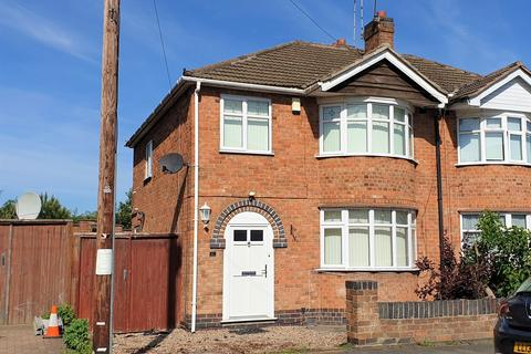3 bedroom semi-detached house to rent - Bradgate Drive, Leicester LE18