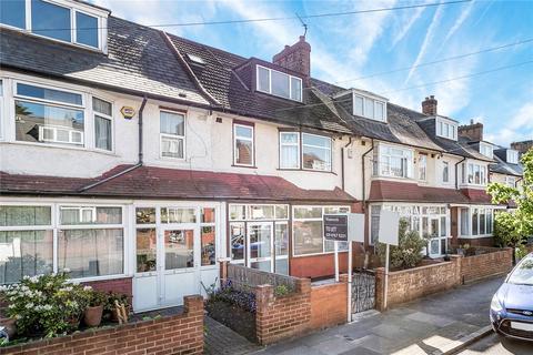 4 bedroom terraced house to rent - Hebdon Road, London, SW17