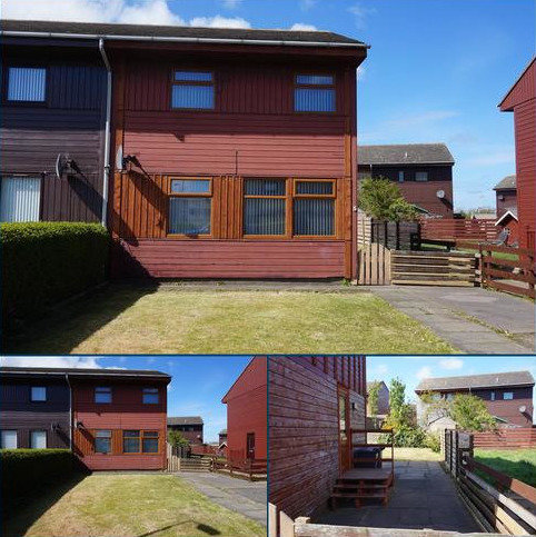 2 bedroom semi-detached house to rent - Barra Crescent, Fraserburgh, AB43