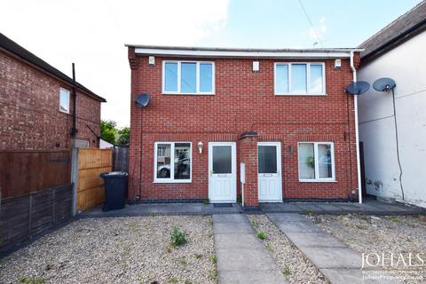 2 bedroom semi-detached house to rent - Huntingdon Road, Leicester, Leicestershire, LE4