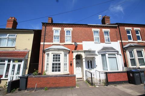 3 bedroom end of terrace house to rent - Newcombe Road, Handsworth, Birmingham, West Midlands B21 8BY