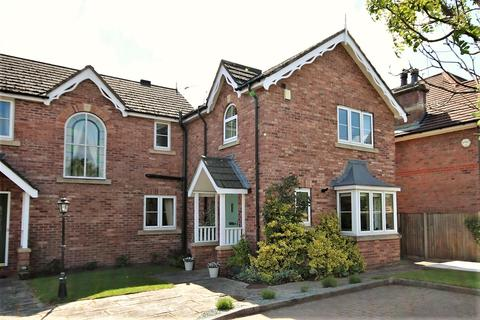 3 bedroom end of terrace house for sale - The Lawns, Wilmslow