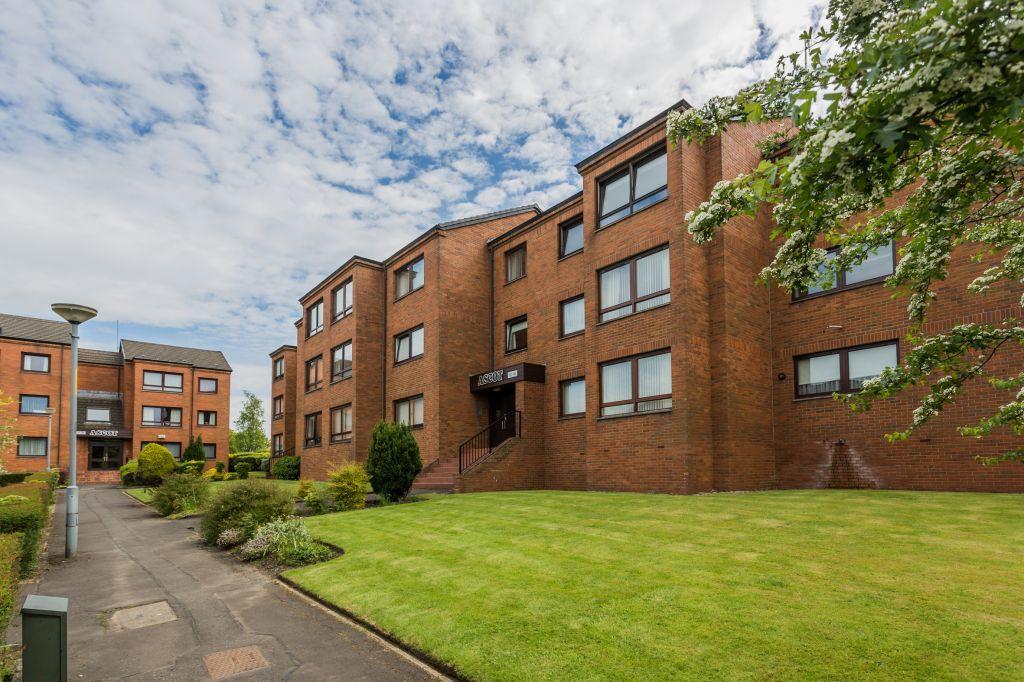 67 Ascot Court Anniesland Glasgow G12 0ab 1 Bed Flat