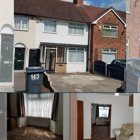 3 bedroom terraced house to rent - The Ridgeway, Erdington B23