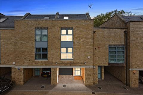 3 bedroom terraced house for sale - Pallister Terrace, Roehampton Vale, London, SW15
