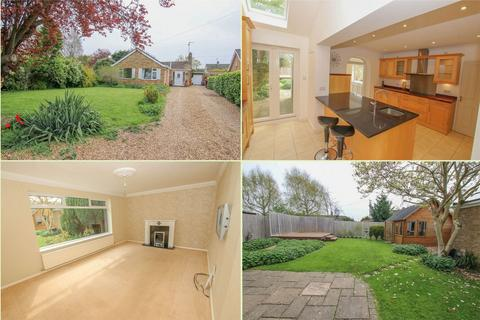 3 bedroom detached bungalow for sale - 40 Lynn Road, Wiggenhall St Germans