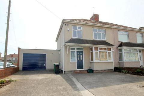 3 bedroom semi-detached house for sale - Oaklands Road, Mangotsfield, Bristol