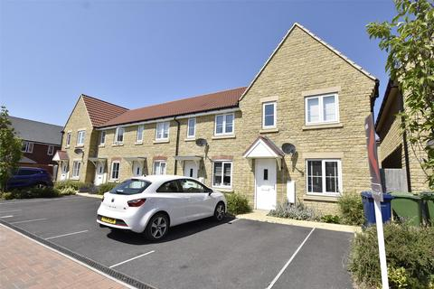 3 bedroom terraced house for sale - Curlew Close, Bishops Cleeve, GL52