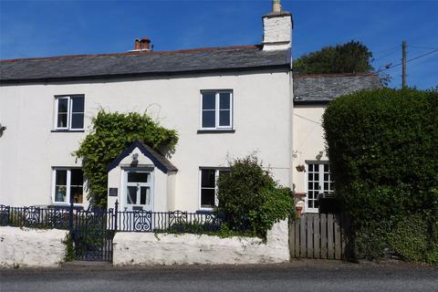 4 bedroom semi-detached house for sale - Castle Cottages, Bratton Fleming