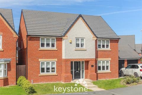 4 bedroom detached house for sale - Ffordd Bate, Connah's Quay, Deeside. CH5 4ES