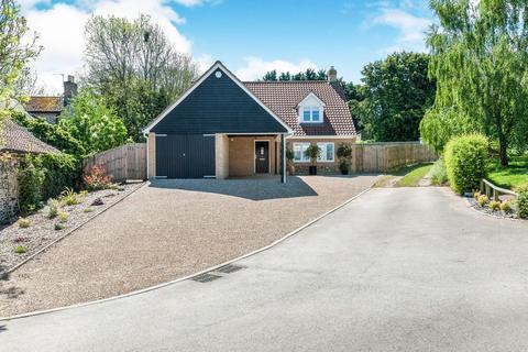 4 bedroom detached bungalow for sale - All Saints Court, Croxton, Thetford, Norfolk