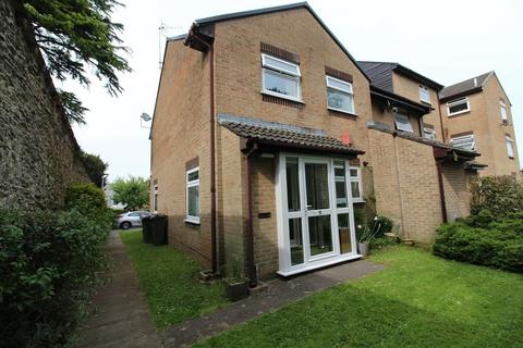 1 bedroom end of terrace house for sale - Mannamead