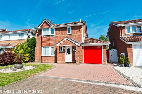 3 bedroom detached house for sale - Glastonbury Close, Sandymoor Runcorn