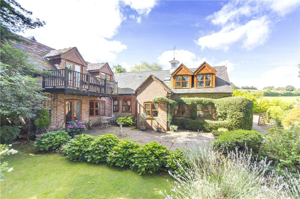4 Bedrooms Barn Conversion Character Property for sale in Suckley, Worcester, Worcestershire, WR6
