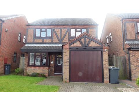 4 bedroom detached house for sale - St. Marys Way, Aldridge