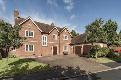 5 bedroom detached house for sale - Alderbrook Road, Solihull, West Midlands, B91