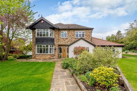 4 bedroom detached house for sale - Rosslare, Wayside Crescent, Scarcroft, Leeds