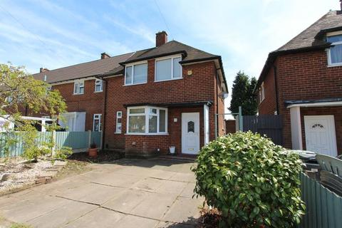 3 bedroom end of terrace house to rent - Deans Place, Walsall