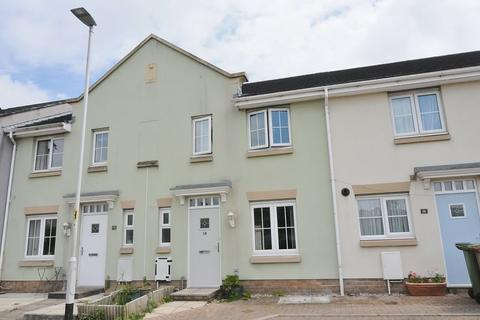 4 bedroom terraced house for sale - Junction Gardens, Plymouth. Family Home with a garden and garage.