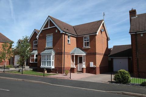 3 bedroom detached house for sale - Chaffinch Way, Brackley