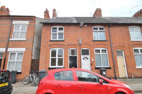2 bedroom terraced house to rent - Muriel Road, West End, Leicester LE3