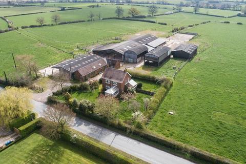 Farm for sale - Lot 1 - Oak Tree Farm, Drayton Lane,  Drayton Bassett, Tamworth, B78 3EF