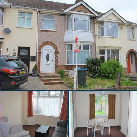 3 bedroom property to rent - Standard Avenue, Coventry