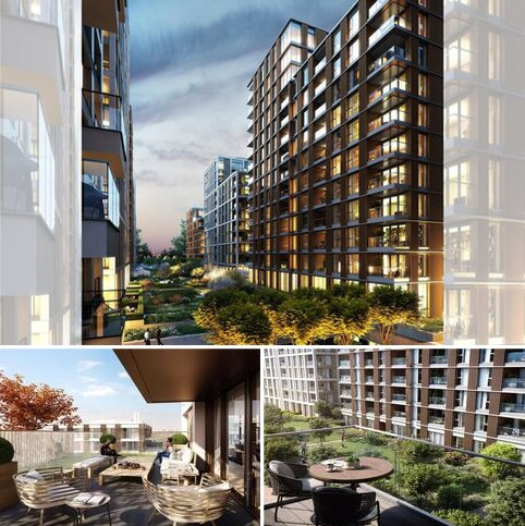 2 bedroom flat for sale - Chartwell House, Prince Of Wales Drive, Battersea, London, SW11